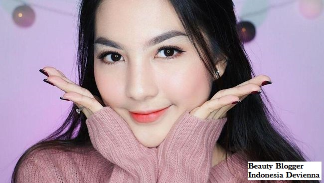 Beauty Blogger Indonesia Devienna