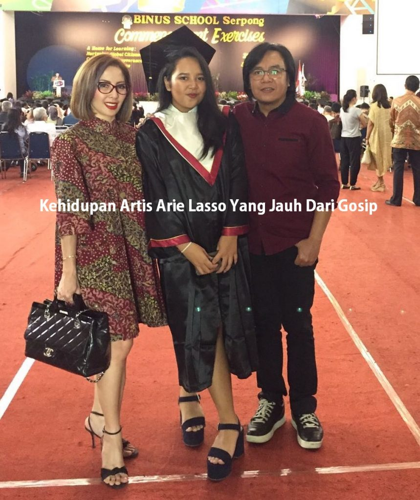 Kehidupan Artis Arie Lasso Yang Jauh Dari Gosip