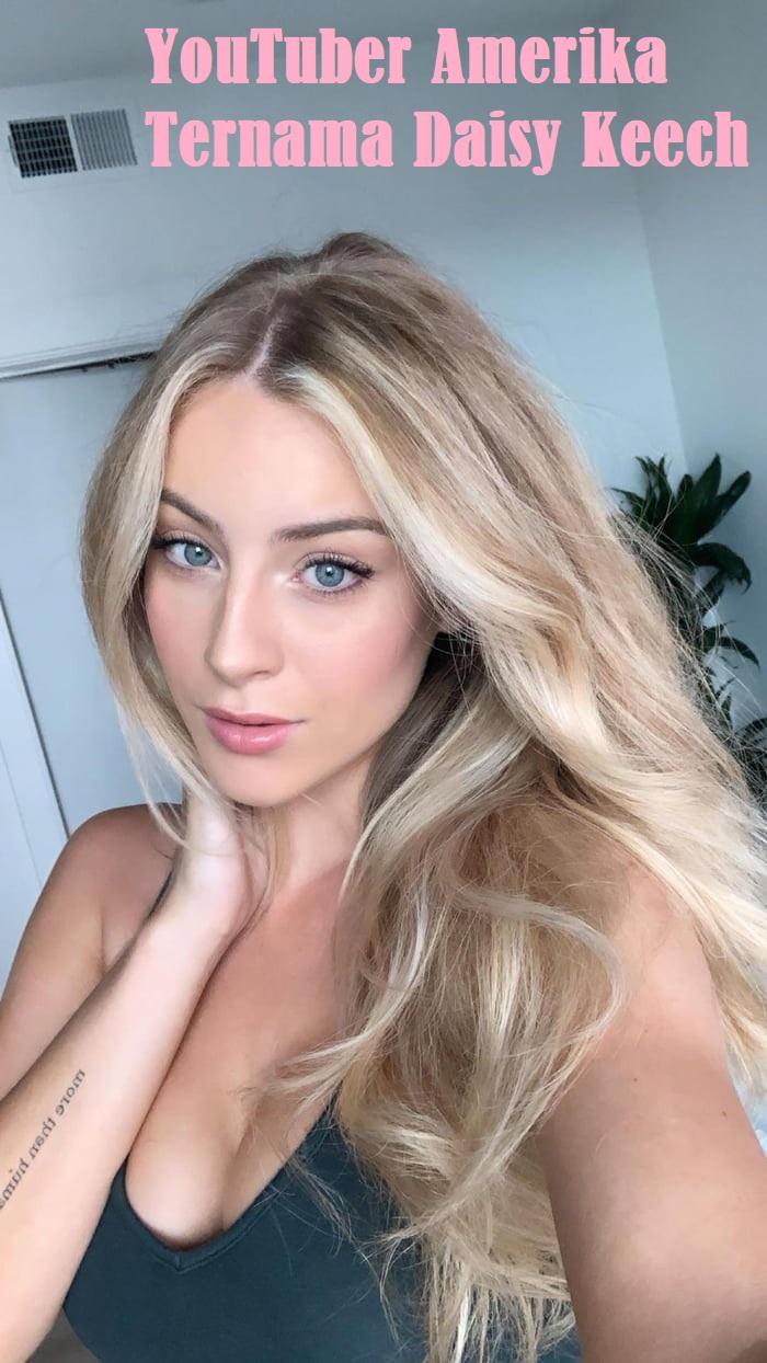 YouTuber Amerika Ternama Daisy Keech